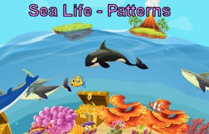 Sea Life - An Online Pattern Game