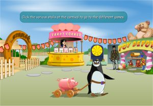 Money Games for Kids - Carnival