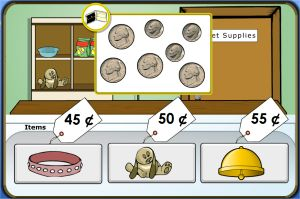 Money Game For Second Graders - Pet Supplies