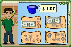 Money Game For Children - Parrot Supplies