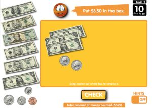 Counting Money Game Online