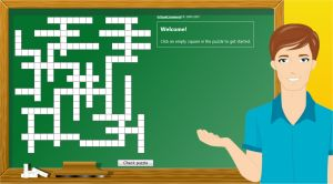 Online 3rd Grade Crossword (Free)