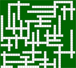 50 States Crossword Puzzle - Online Crossword Game for Learning the 50 United States of America