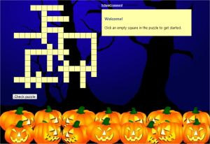 Free Halloween Crossword Puzzle Online For Kids (Easy With Answers)