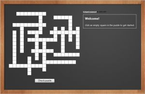 Crossword Puzzle For Grade 5 (Online 5th Grade Crossword & Free)