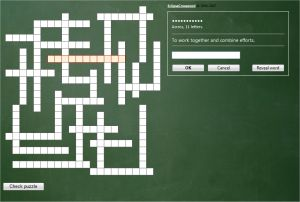 Interactive Crossword Puzzle For Grade 6 (6th Graders Online Puzzle)